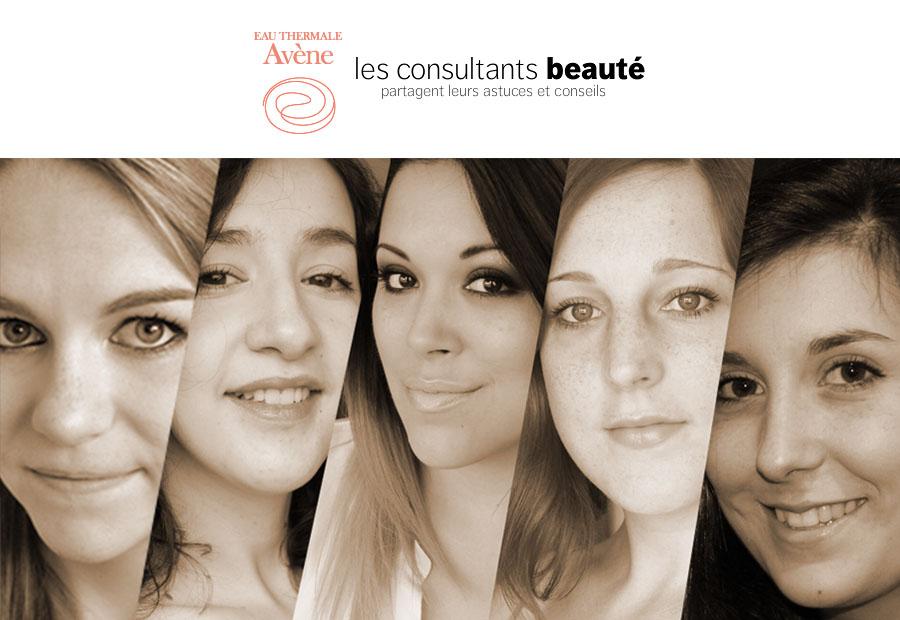 Avène Consultante Beauté Février 2013