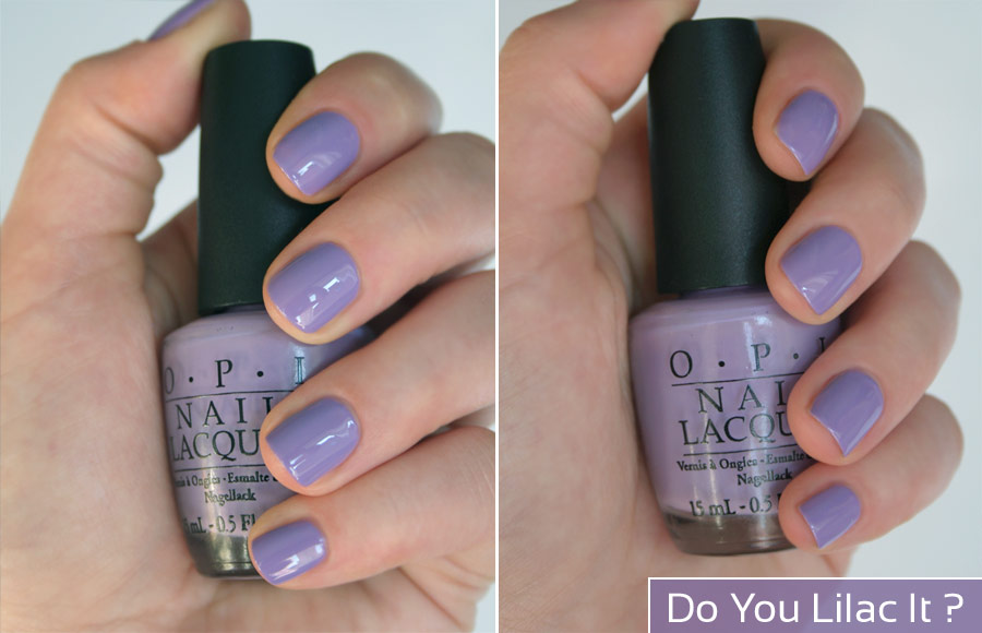 Do You Lilac It - OPI