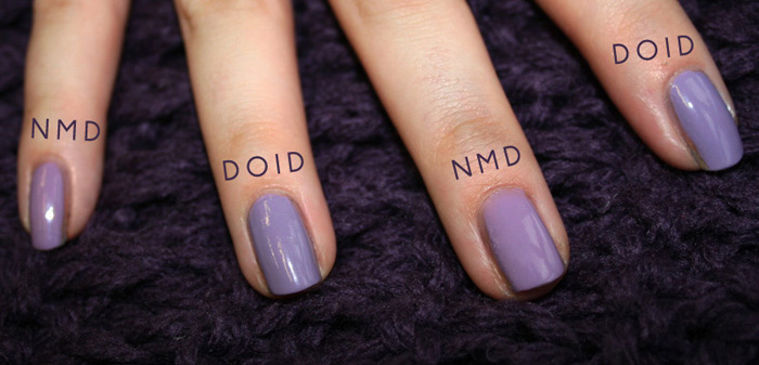 Dupe de Done Out In Deco - OPI