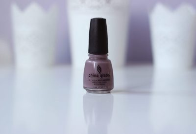 Channelesque – China Glaze