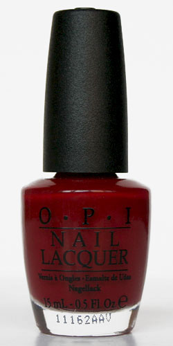Quarter Of A Cent-Cherry - Opi