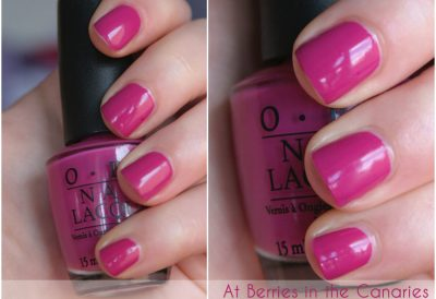 Ate Berries in the Canaries – OPI