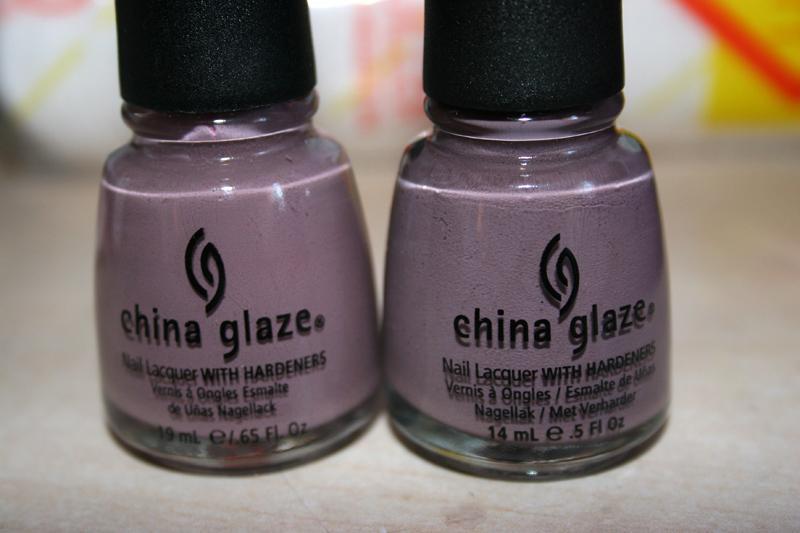 China Glaze Dupe