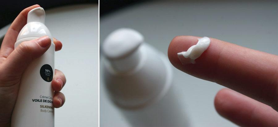 Crème corps Voile de douceur Elaÿs