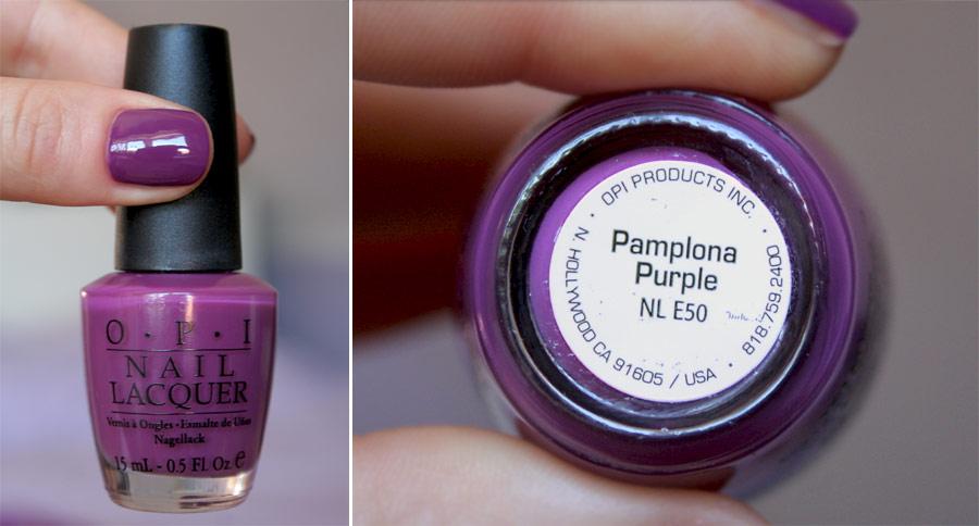 Pamplona Purple - OPI