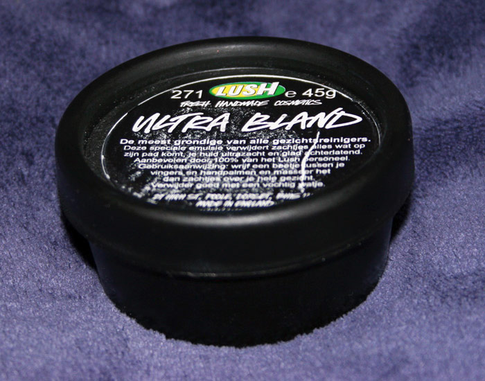 Démaquillant Ultra Simple de Lush