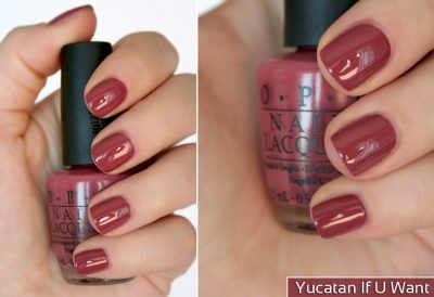 Yucatan If U Want – OPI
