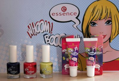 Collection Whoom! BooOomm!! – Essence