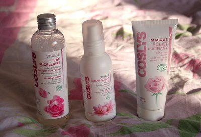 Des fleurs pour notre visage – Coslys