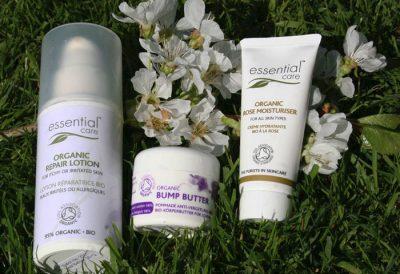 Essential Care, du bio pour les peaux sensibles