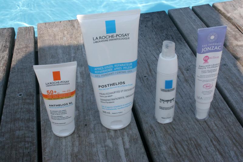 Protéger ma peau sensible du soleil