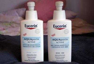 AQUAporin ACTIVE de Eucerin