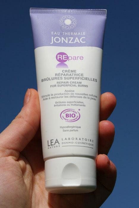 1 crème efficace contre les boutons, brûlures et peau sèche