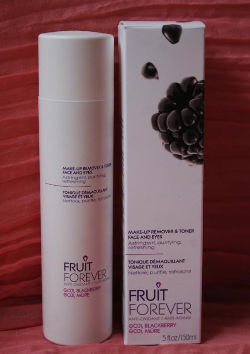 Tonique Démaquillant yeux & visage - Fruit Forever