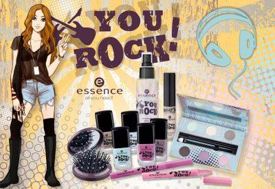 Édition limitée You Rock – Essence