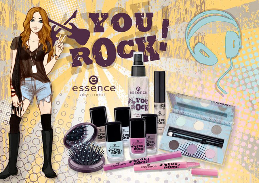 Édition limitée You Rock - Essence