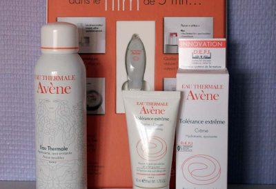 Les produits phares de chez Avène !