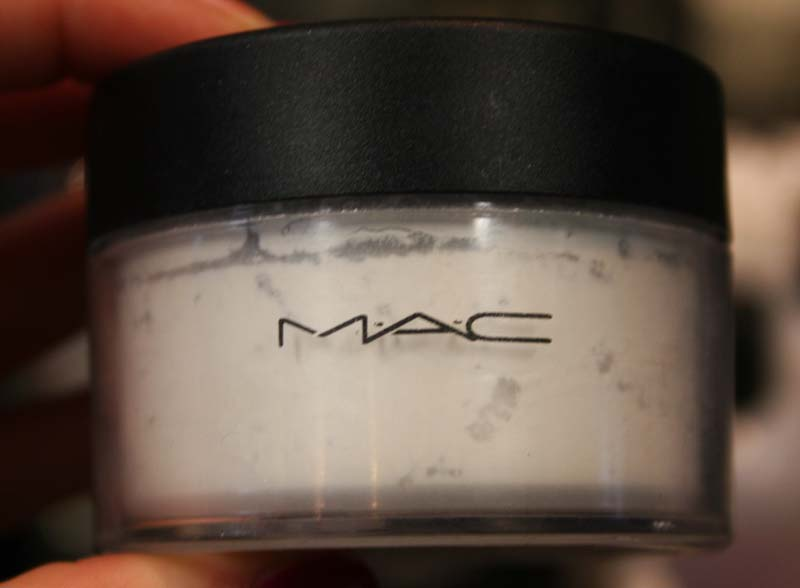 Mac Invisible Set Powder