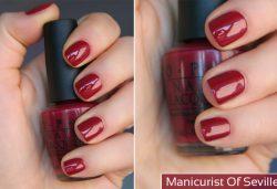 Manicurist of Seville – OPI