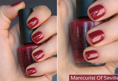 Manicurist of Seville – OPI