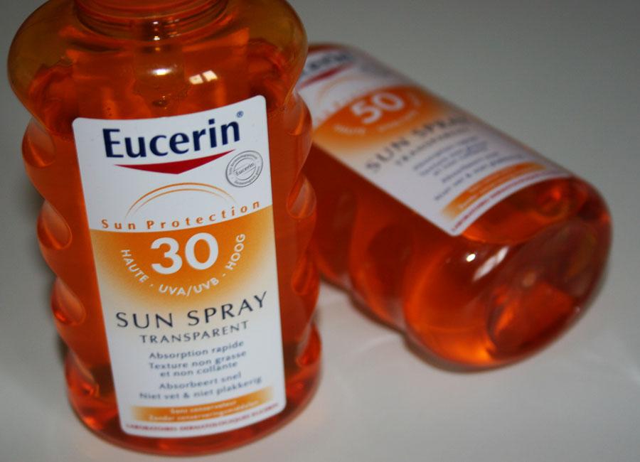 Sun Spray Transparent - Eucerin