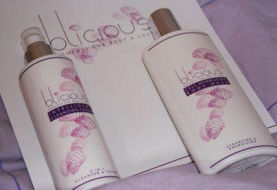 Une nouvelle marque de Cosmeceutical Belge signée Blicious !