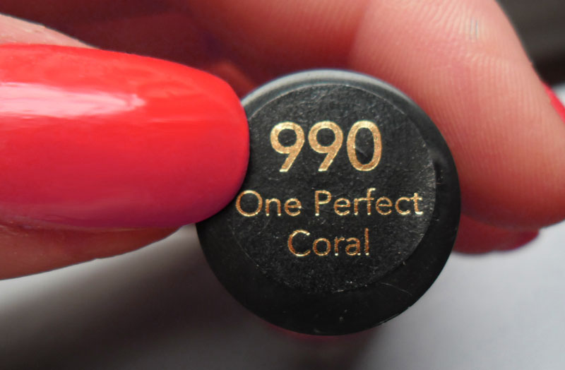 n°990 One Perfect Coral - Revlon