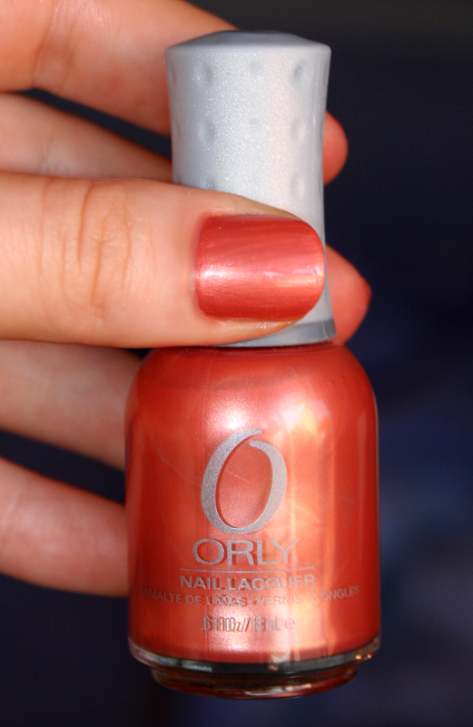 Orly - Peachy Parrot