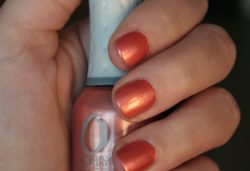 Collection Birds of feather [Automne 2011] / Peachy Parrot – Orly