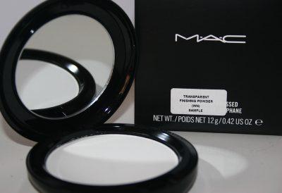 Prep+Prime Transparent Finishing Powder Compact – MAC