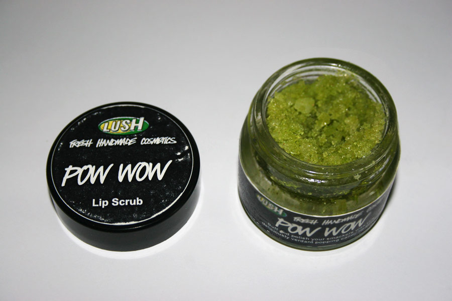 Pow Wow / Noël 2011 - Lush