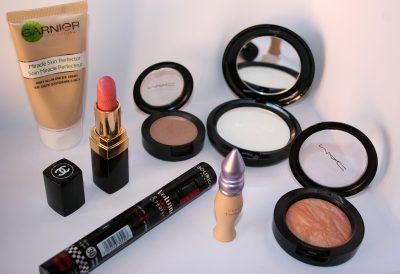 Make-Up du jour… mauve !