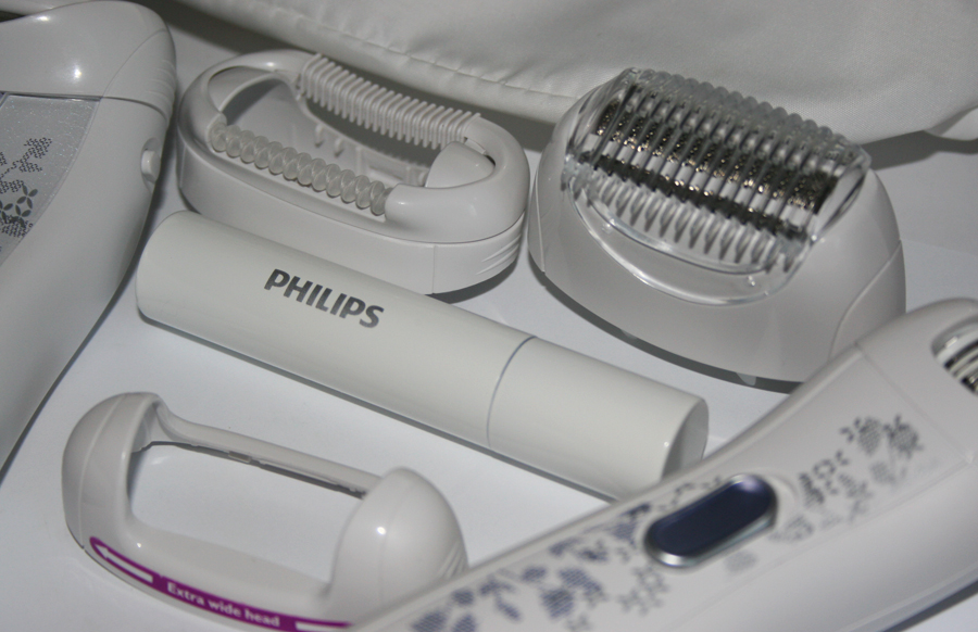Épilateur SatinPerfect - Philips