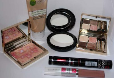 Make-up avec la collection Colour Definition – Clarins