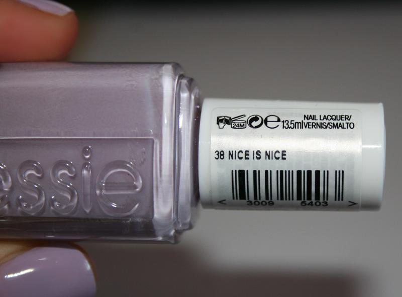 n°38 Nice Is Nice - Essie