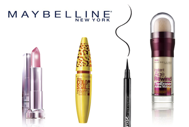 concours #6 - Maybelline
