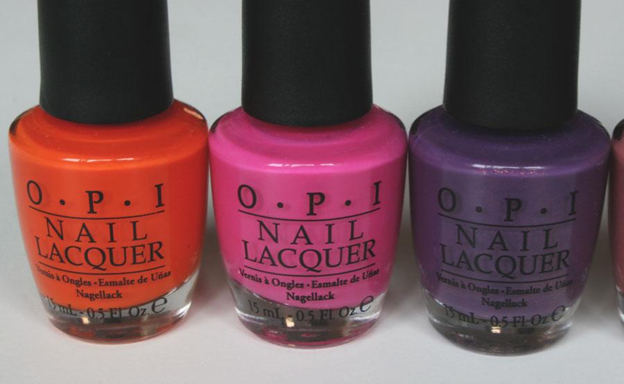 Collection Printemps 2012 Holland - OPI