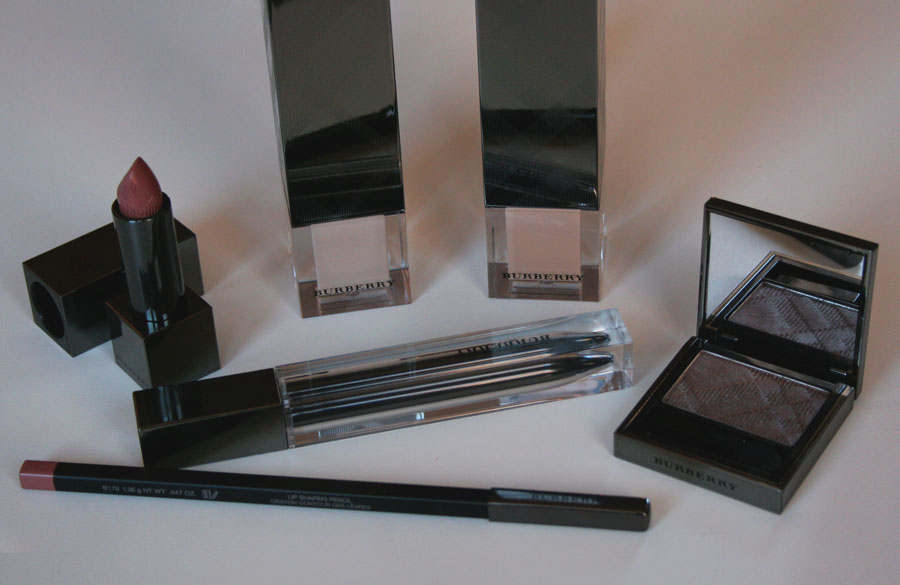 Make-up Burberry Automne/Hiver 2011