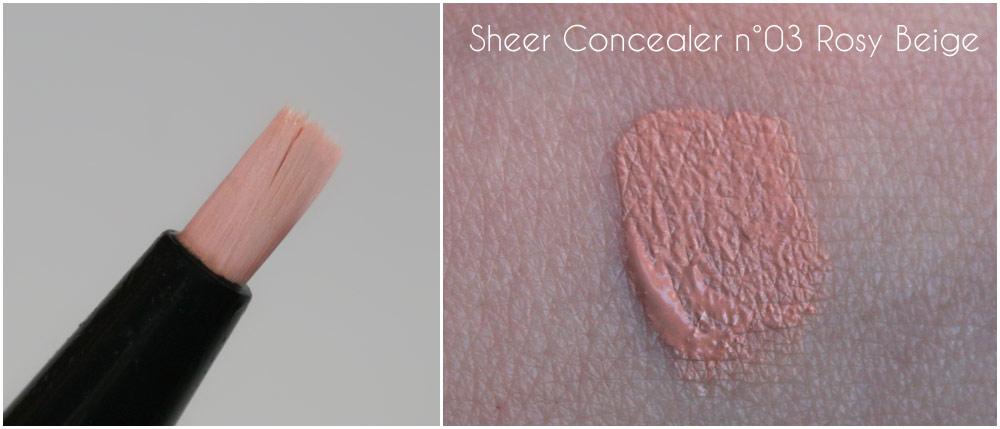 Sheer Concealer n°03 Rosy Beige