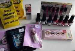 Soldes Hiver 2012: Sephora + Lush