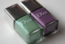 Collection Garden Party / Vernis Forget Me Not & Waterlily – Dior