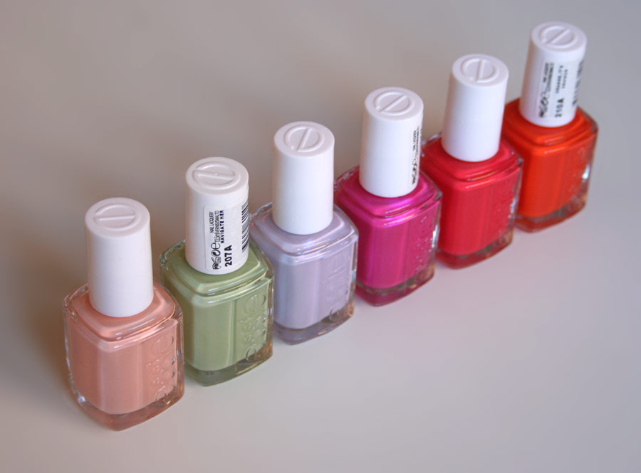 Collection Printemps 2012 Navigate Her - Essie