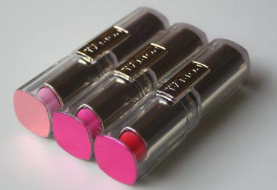 Rouges à lèvres Rouge Caresse – L'Oréal Paris