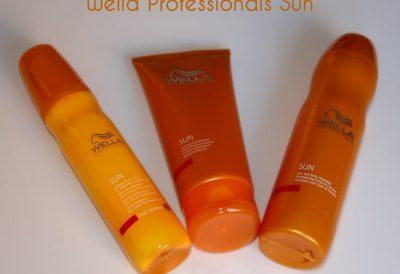 On prend soin de nos cheveux en été avec Wella Professionals Sun !