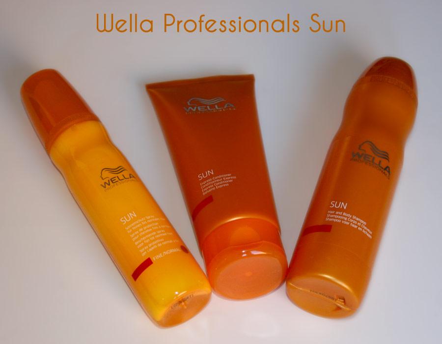 Wella Professionals Sun