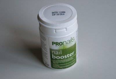 Nail Booster – Professionails