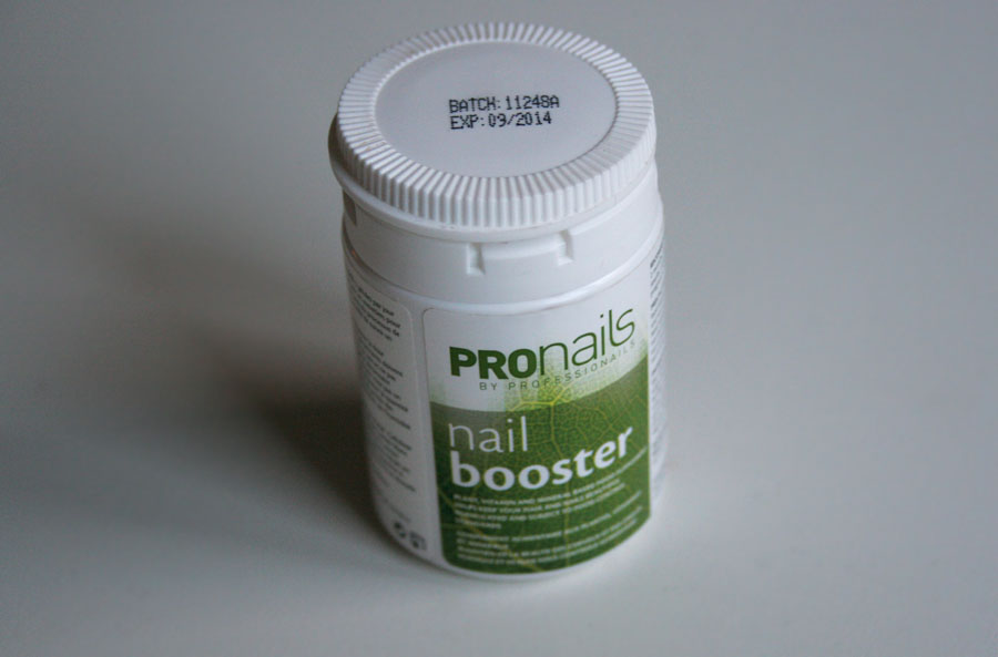Nail Booster - Professionails