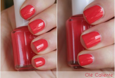 Collection Navigate Her / Olé Caliente – Essie
