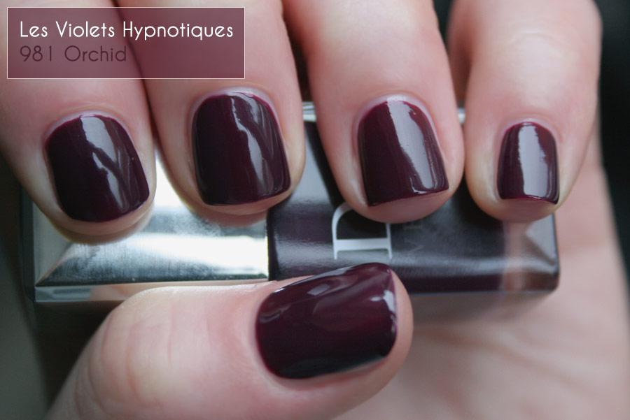 Les Violets Hypnotiques 981 Orchid - Dior
