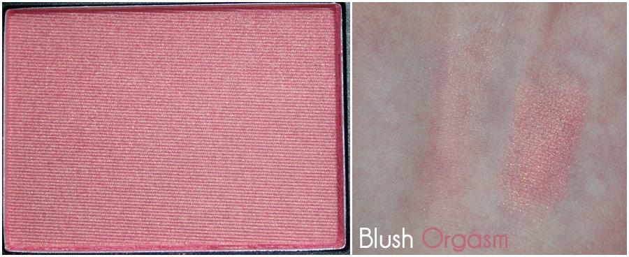 Blush Orgasm - Nars